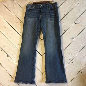 Joe's bootcut denim jeans